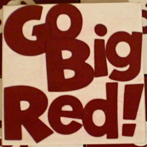 Go Big Red Coaster