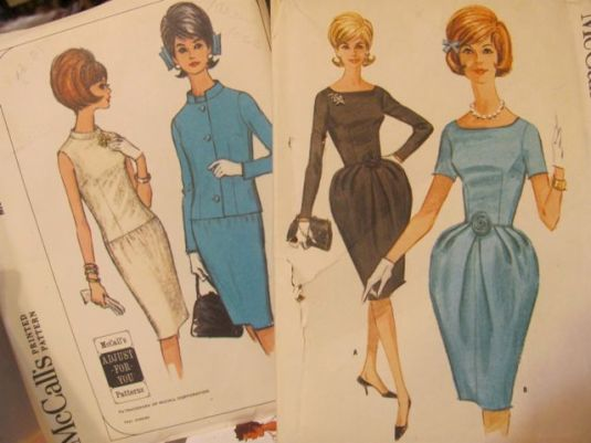Stylish Mid Century Patterns on Jan Made It